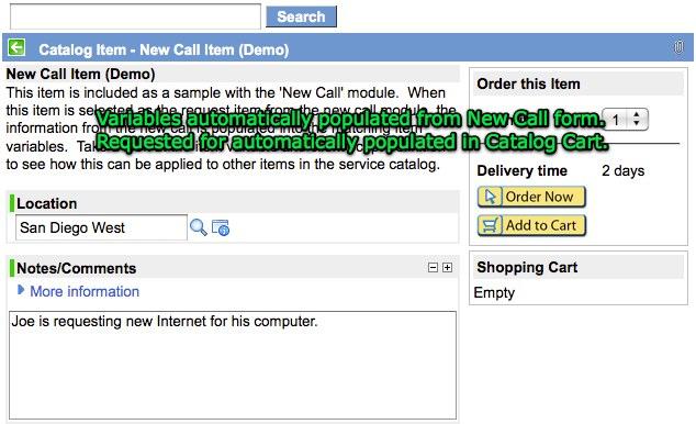 New Call Call-taking Application - ServiceNow Guru