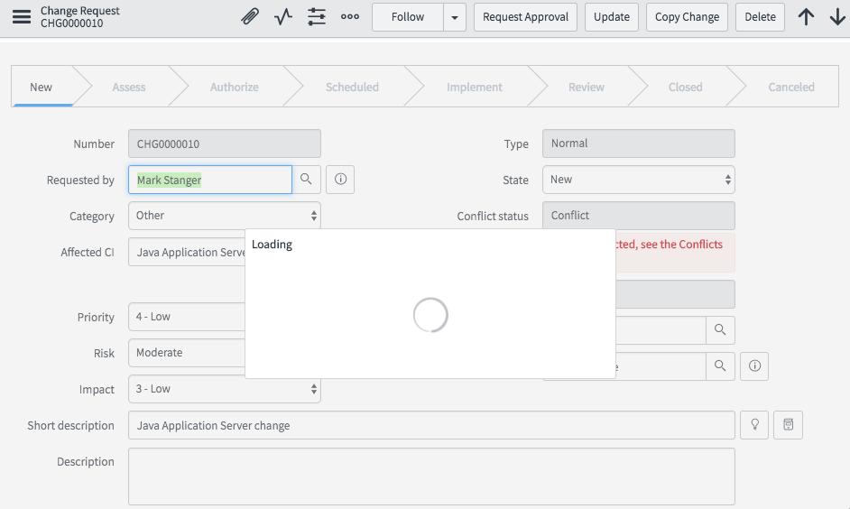 Cool Tip! Show and Hide Loading Dialog Frames - ServiceNow Guru
